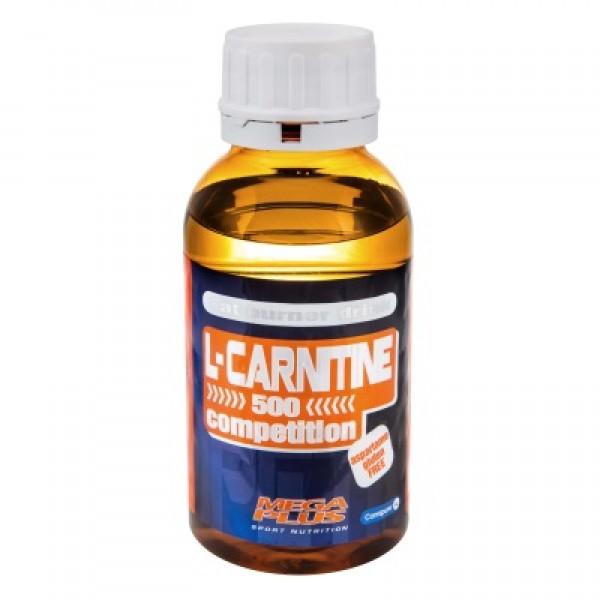 Carnitine 500 ml (2 g) sin cafeina