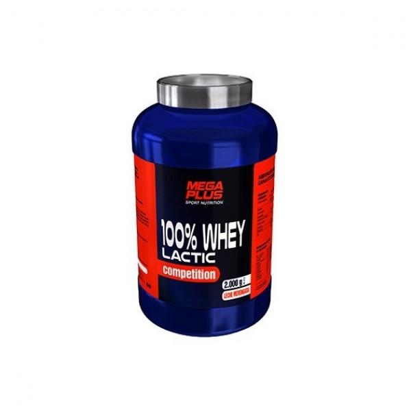 Whey 100% lactic comp. choconutel
