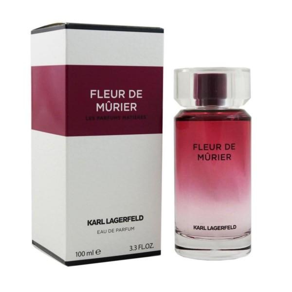 Karl lagerfeld fleur murier eau de parfum 100ml vaporizador